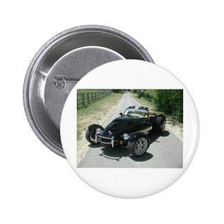 Panoz AIV Roadster Runder Button 5,7 Cm