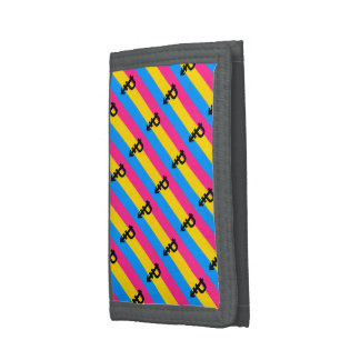 Pansexual Stolz-Flagge