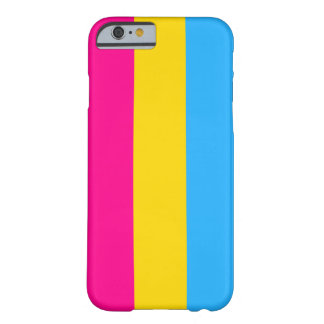 """PANSEXUAL STOLZ-FLAGGE "" BARELY THERE iPhone 6 HÜLLE"