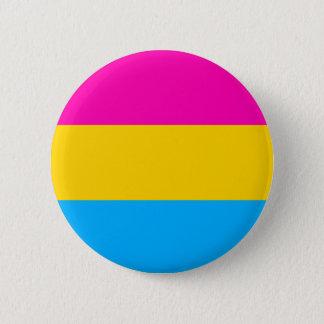 Pansexual Stolzflaggenknopf Runder Button 5,7 Cm