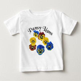 Pansy-Löwen 1 Baby T-shirt