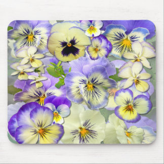 PANSY PASTELL~ Mousepad