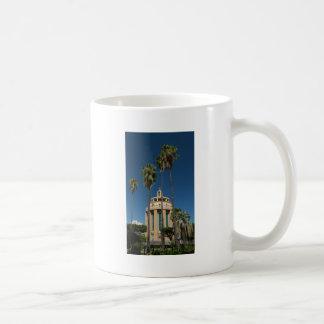 Pantheon, Syrakus, Sizilien, Italien Kaffeetasse
