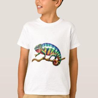 Panther-Chamäleon-Eidechse T-Shirt