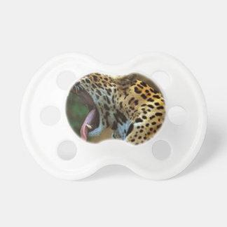 Panther-Lager-Zähne Schnuller