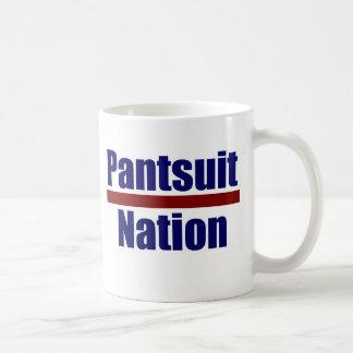 Pantsuit-Nations-Tasse Kaffeetasse