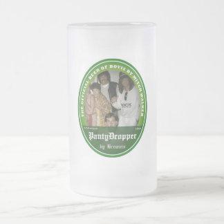 """""""Pantydropper"""" Bier Stein Mattglas Bierglas"""