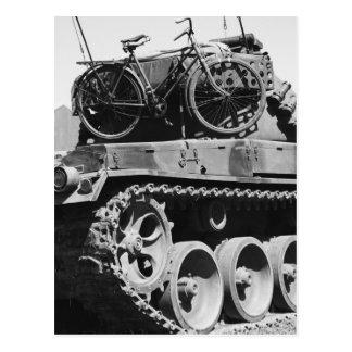 Panzer & Militärfahrzeuge Postkarten