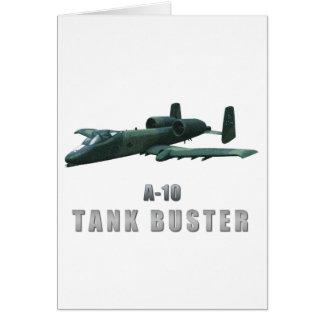 Panzerknacker A-10 Karte