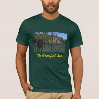 Panzerkrebs-Loch T-Shirt