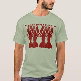 Panzerkrebse (gekocht) T-Shirt