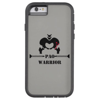 PAO Krieger iPhone schroffer starker Fall Tough Xtreme iPhone 6 Hülle