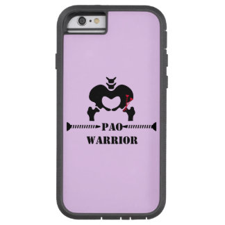 PAO Krieger iPhone schroffer starker Fall Tough Xtreme iPhone 6 Hülle