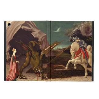 PAOLO UCCELLO - St George und der Drache 1470