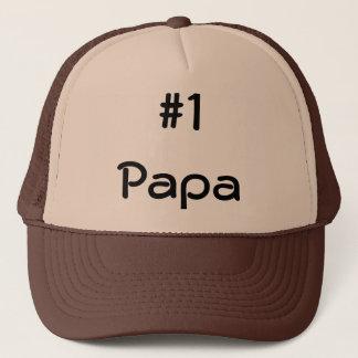 Papa #1 truckerkappe