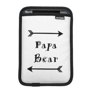 Papa-Bär Sleeve Für iPad Mini