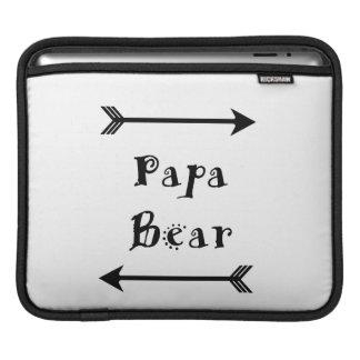 Papa-Bär Sleeve Für iPads