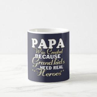 PAPA KAFFEETASSE