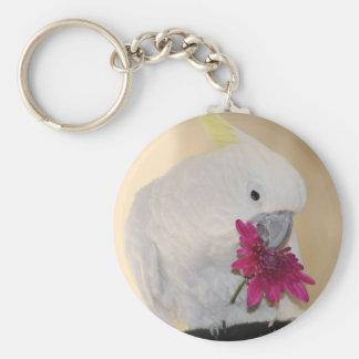 Papagei er Lieben ich oder nicht Schlüsselanhänger