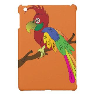Papagei iPad Mini Hülle