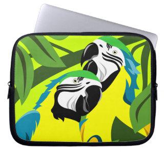 Papagei Laptopschutzhülle