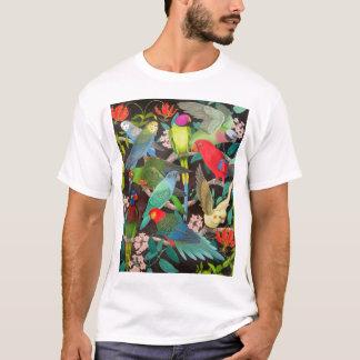 Papageien der Welt II T-Shirt
