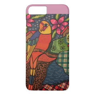 Papageien-Dschungel iPhone 8 Plus/7 Plus Hülle