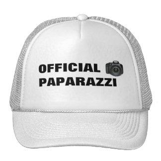 PAPARAZZI Hut Baseballkappen
