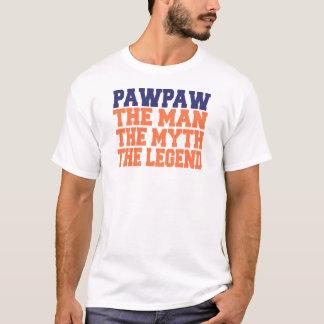 Papaya (Blau-Orange) T-Shirt