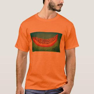 Papaya-Cartoon zeichnen T-Shirt