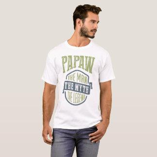 Papaya-Frucht der Mann das T - Shirt-Geschenk des T-Shirt