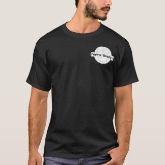 Papaya-Frucht Woodys Mondenschein T-Shirt