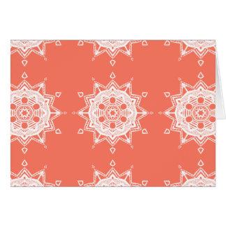 Papaya-Mandala Karte