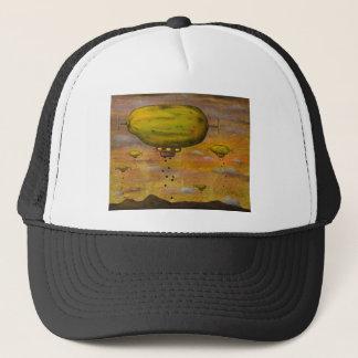 Papaya-Sonnenuntergang Truckerkappe