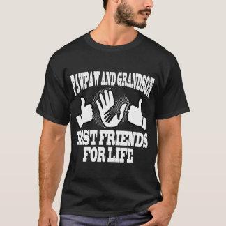 PAPAYA-UND ENKEL-BESTE FREUNDE FÜR DAS LEBEN T-Shirt
