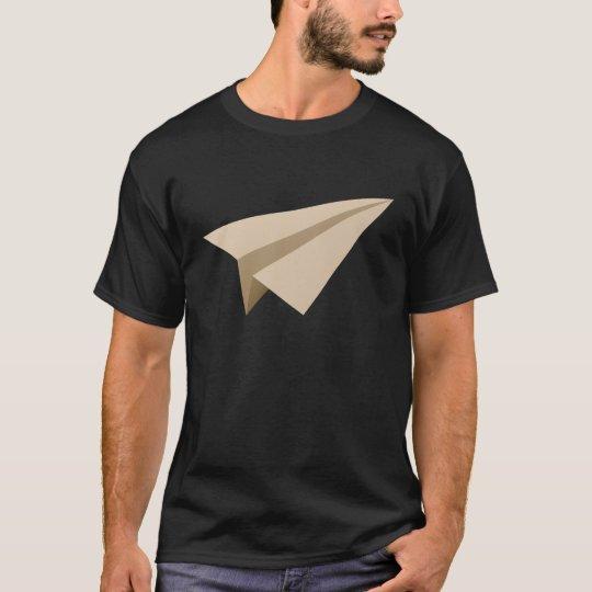 Papierflieger paper plane T-Shirt