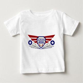 Papierflugzeug-Flug-Schule Baby T-shirt