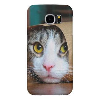 Papierkatze - lustige Katzen - Katze meme -