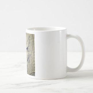 Papiermädchen Tasse