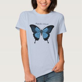 Papillo Ulysses Schmetterlings-T - Shirt