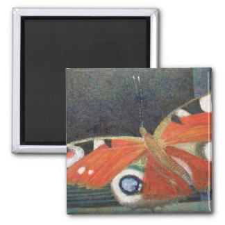 Papillon 2013 quadratischer magnet