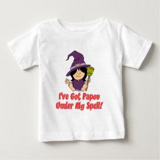 Papou unter meinem Bann Baby T-shirt