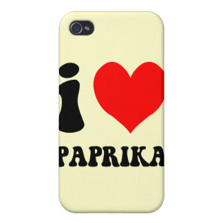 Paprika der Liebe I iPhone 4 Cover