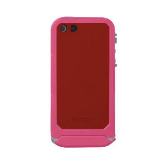 PAPRIKA (feste tiefrote Farbe) ~ Incipio ATLAS ID™ iPhone 5 Hülle