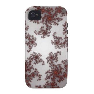 Paprika-Fraktal iPhone 4 Cover