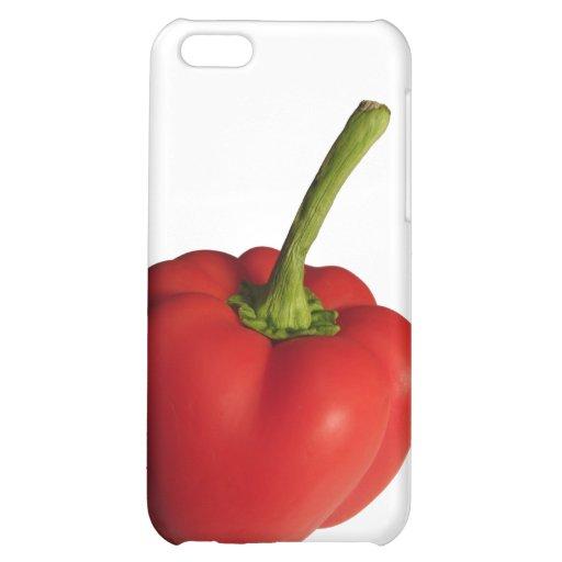 Paprika iPhone 5C Hüllen