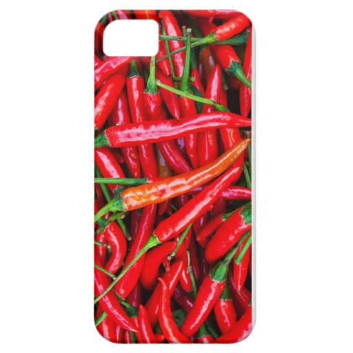 Paprika-Paprikaschoten iPhone 5 Hülle