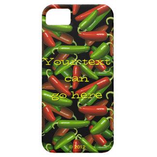 Paprika-Paprikaschoten iPhone 5 Hüllen