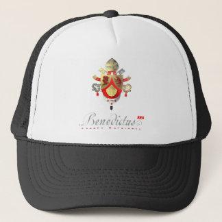 Papst Benedikt-Hut Truckerkappe