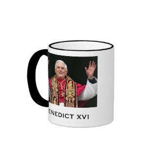 Papst Benedikt XVI Kaffee Tasse